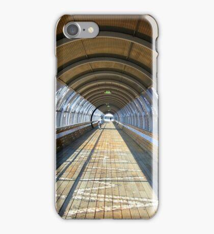 Sky Bridge in Hilversum iPhone Case/Skin