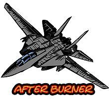 After Burner by Rob Hopper