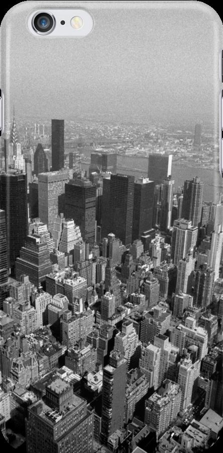 Manhattan by Chris W Parker