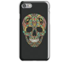 Ethno skull iPhone Case/Skin