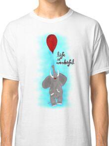 Flying Elephant Classic T-Shirt