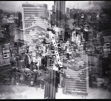 Osaka City Scape by timkirman