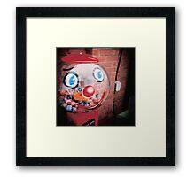 Bubble Boy Framed Print