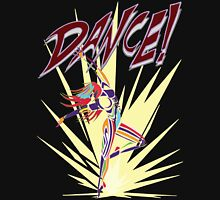 DANCE! Womens Fitted T-Shirt