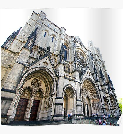 Cathedral of Saint John The Divine Poster