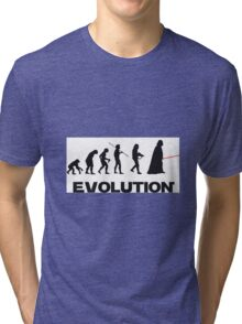 Evolution Star Wars Tri-blend T-Shirt