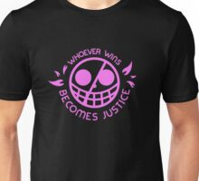 One Piece Doflamingo Justice T-Shirt Unisex T-Shirt