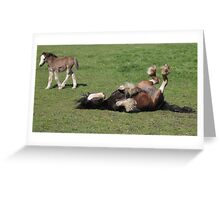 Oh Stop It Mother! Greeting Card