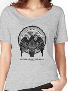 Now my watch begins Women's Relaxed Fit T-Shirt