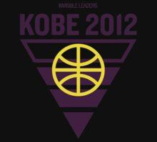 KOBE 2012 (Laker Version) by huckblade