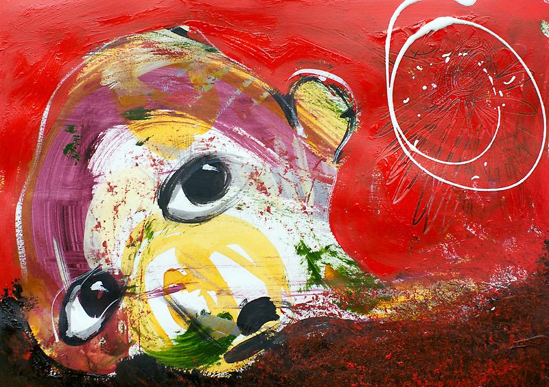 head by Adam Bogusz