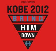 KOBE 2012 BRING HIM DOWN (KONY version) by huckblade