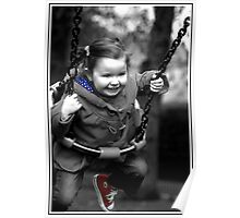Swing into life Poster