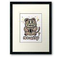 monkey Framed Print