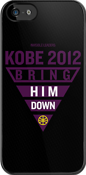 KOBE 2012 BRING HIM DOWN (Opponent version) by huckblade