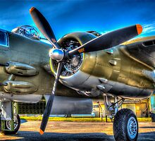 B-25 Mitchell by Steve Walser
