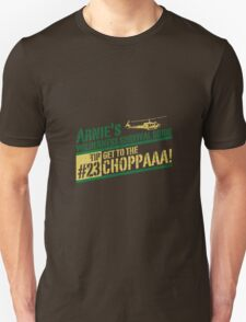 Get to the Choppa! T-Shirt