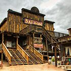 Goldfield Ghost Town - Mammoth Saloon  by Saija  Lehtonen