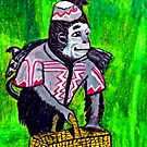 WIZARD OF OZ FLYING MONKEY by JoAnnHayden