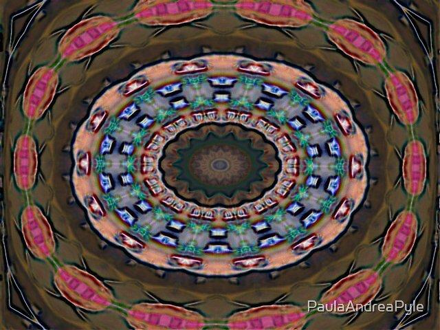 Circle of Patterns by PaulaAndreaPyle