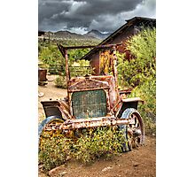 Goldfield Ghost Town - Precious Metal  Photographic Print