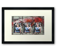 Brick Lane 17/5/12 pt 10 Framed Print