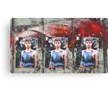 Brick Lane 17/5/12 pt 10 Canvas Print
