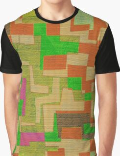 1362 Abstract Thought Graphic T-Shirt