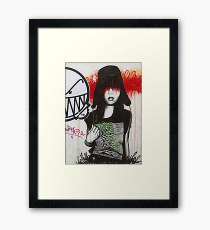 Brick Lane 17/5/12 pt 11 Framed Print