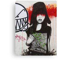 Brick Lane 17/5/12 pt 11 Canvas Print