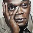 Samuel.L.Jackson by Valerie Simms