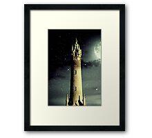 Fantasy Night © Framed Print