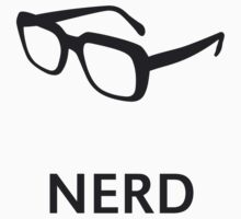 Nerd (Geek / Glasses) by MrFaulbaum