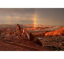 Beauty Of The Sandstone Landscape Photographic Print