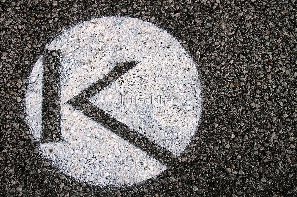 Circled K by littleoldhag