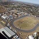 Dubbo Show 2012 - from the air by Joe Hupp