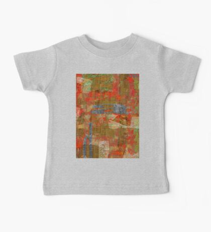 1352 Abstract Thought Baby Tee