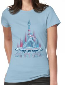 TRON-PRIME Womens Fitted T-Shirt