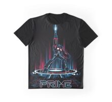 TRON-PRIME Graphic T-Shirt
