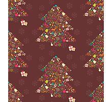 Christmas Pattern 10 Photographic Print
