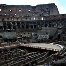 """The Roman Colosseum 3"" by mls0606"