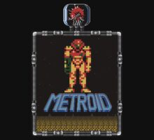 Metroid by SlickVic