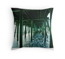 Under Old Orchard Throw Pillow