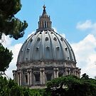 """St Peter's Basilica"" by mls0606"