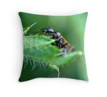 An Ant with Wings........... Throw Pillow