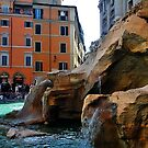 """""""The Trevi Fountain II"""" by Micah Samter"""