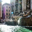 """The Trevi Fountain III"" by mls0606"