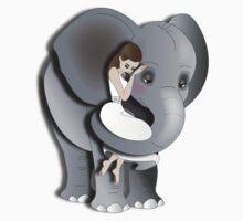 Twisted - Wild Tales: Kyna and the Elephant Kids Tee