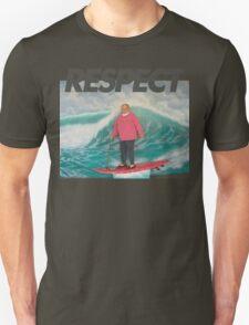 Respect the Soul Surfer T-Shirt