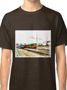 Albano Laziale railway station Classic T-Shirt